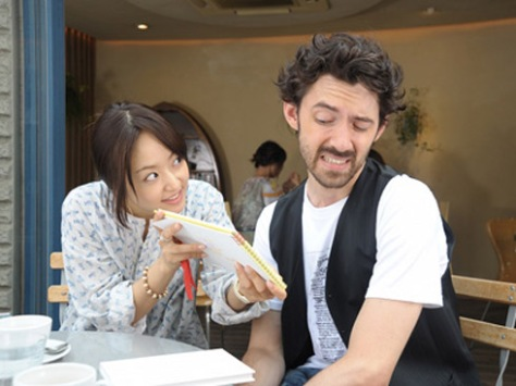 Inoue Mao será a Saori enquanto Jonathan Sherr interpretará Tony no cinema!