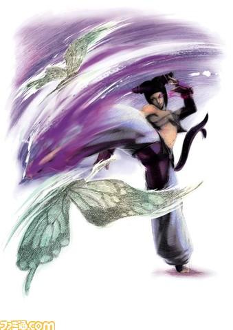 Juri - a guerreira coreana que usa o Tae Kwon Do como arma!