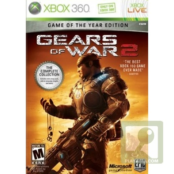 Gears of War 2 - R$ 63,77! no Play Asia