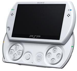 PSP Go Branco