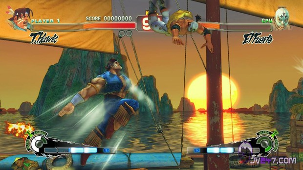 Super Street Fighter IV? De verdade?