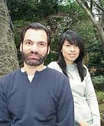 """Darling"" (Tony Laszlo) e a Saori Oguri"