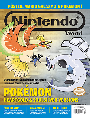 Capa da nova Nintendo World
