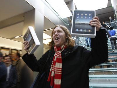Viva! iPad brasileiro!