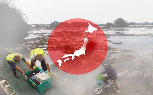 Cruz Vermelha japonesa