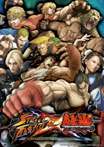 Street Fighter X Tekken Official poster
