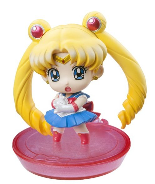 Serena como Sailor Moon