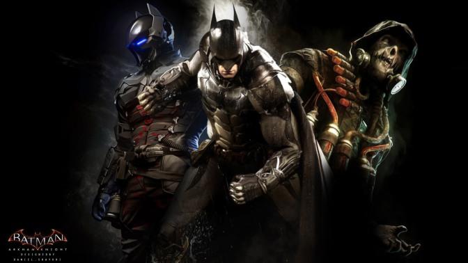E vamos falar de Batman Arkham Knight, mas sem spoilers…