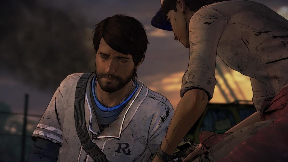 Javier se encontra com Clementine, mas eles nunca se viram antes